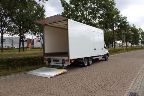 Nieuwe Iveco Clixtar HR Industrial Coatings